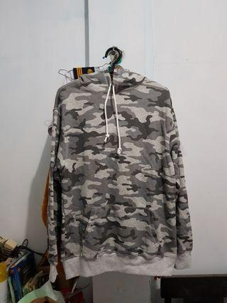 Hoodie Camo Divided H&M