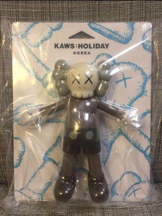 Kaws Holiday Korea Companion not medicom uniqlo