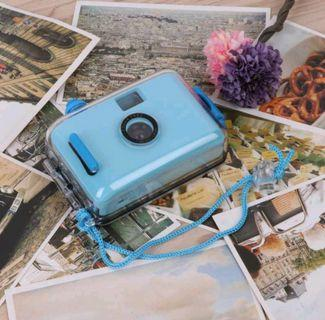 Lomo Underwater Waterproof Camera Mini Cute 35mm Film With Housing Case