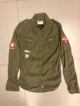Superdry army shirt (women)
