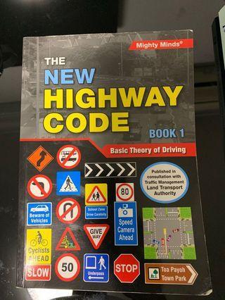 🚚 Highway Code BOOK 1