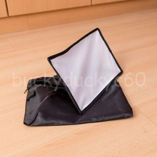 Mini Flash Diffuser Softbox (20 x 30cm)