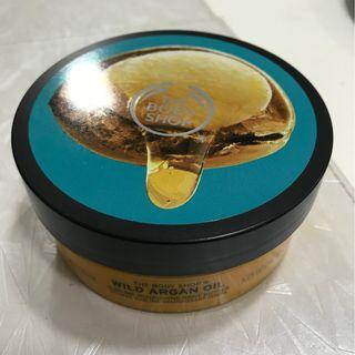 Body cream from Body Shop