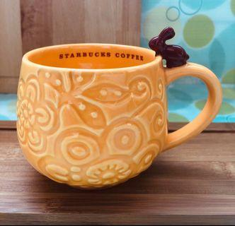 🚚 《Starbucks星巴克》月兔杯