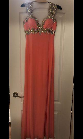 Prom dress - size 6