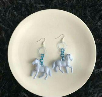 (INSTOCK) Unicorn Ulzzang Earrings