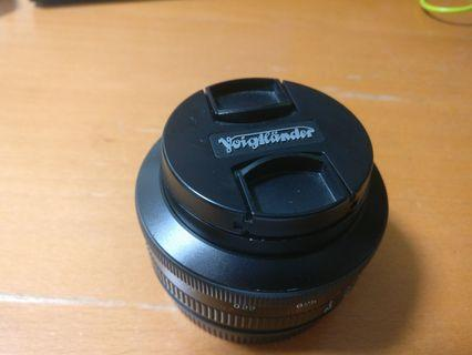 Voigtlander Color-Skopar 20mm f/3.5 canon mount
