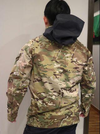 NikeLab Collection Camo Jacket