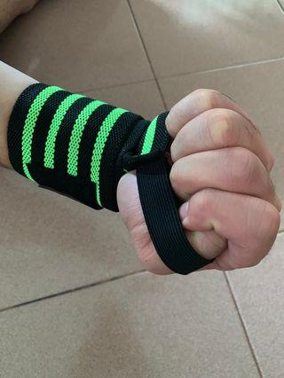 Weightlifting Wristband (Imported)