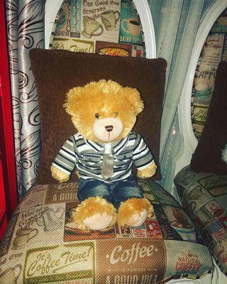 Boneka Teddy Bear #buildabear #buildabearcollection