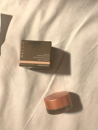 Becca under eye corrector/concealer