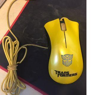 Razer Deathadder Transformers version