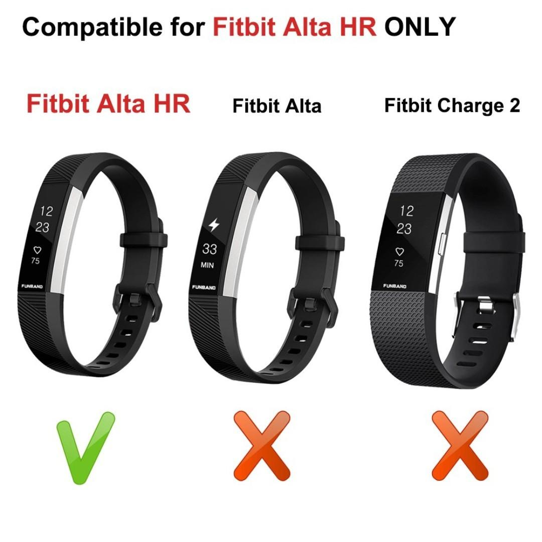 766) FunBand Fitbit Alta HR Charger with Reset Function, [2