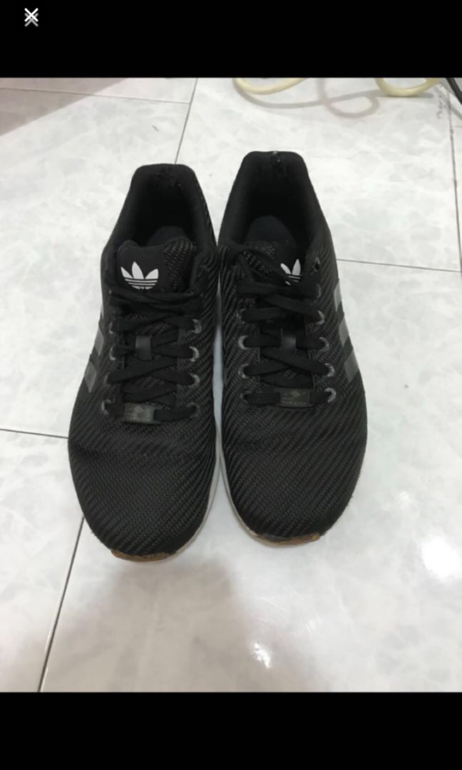 finest selection bb839 3b39e Adidas Ballistic ZX Flux Woven