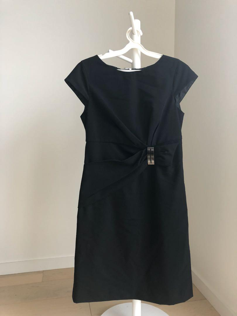 Almost brand new, little black dress suitable for work