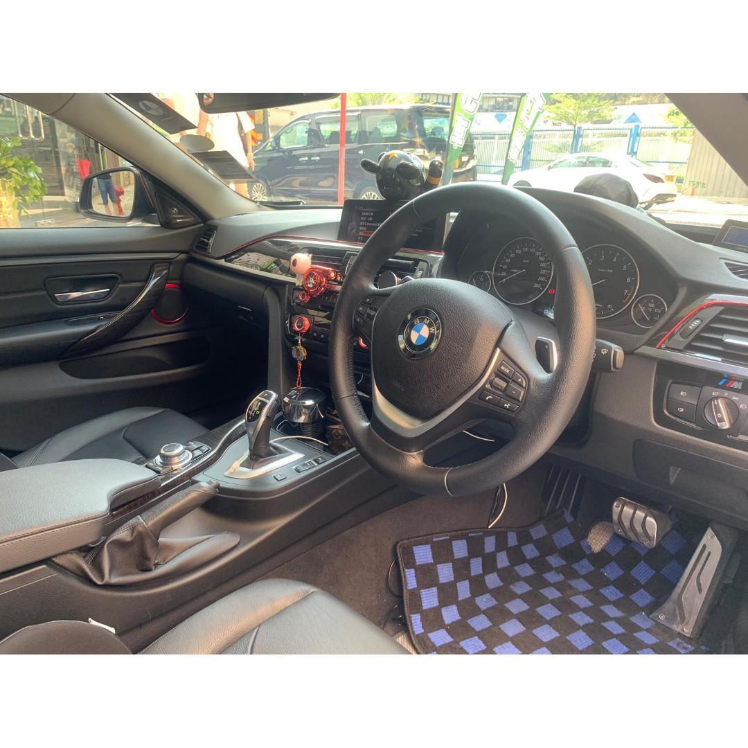 BMW 428I GRAN COUPE M SPORT EDITION 2014
