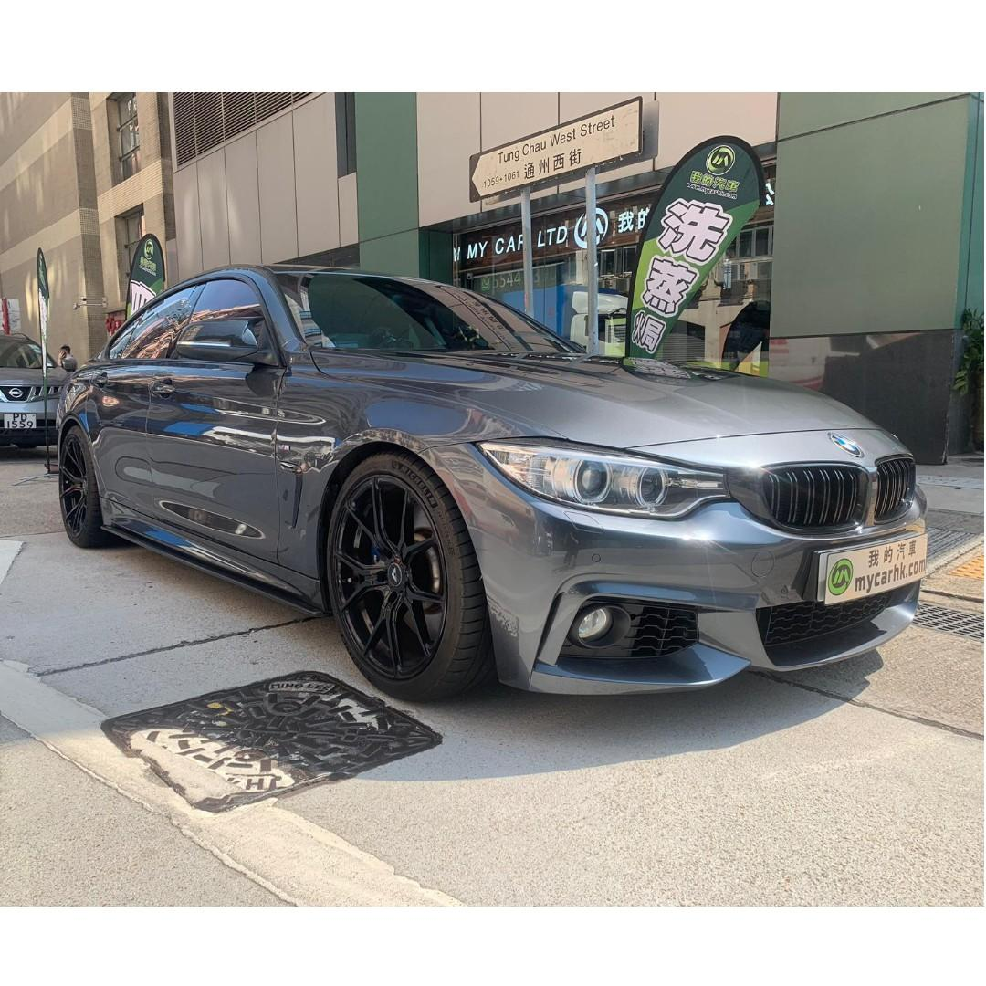 BMW 428I GRAN COUPE M SPORT EDITION 2014