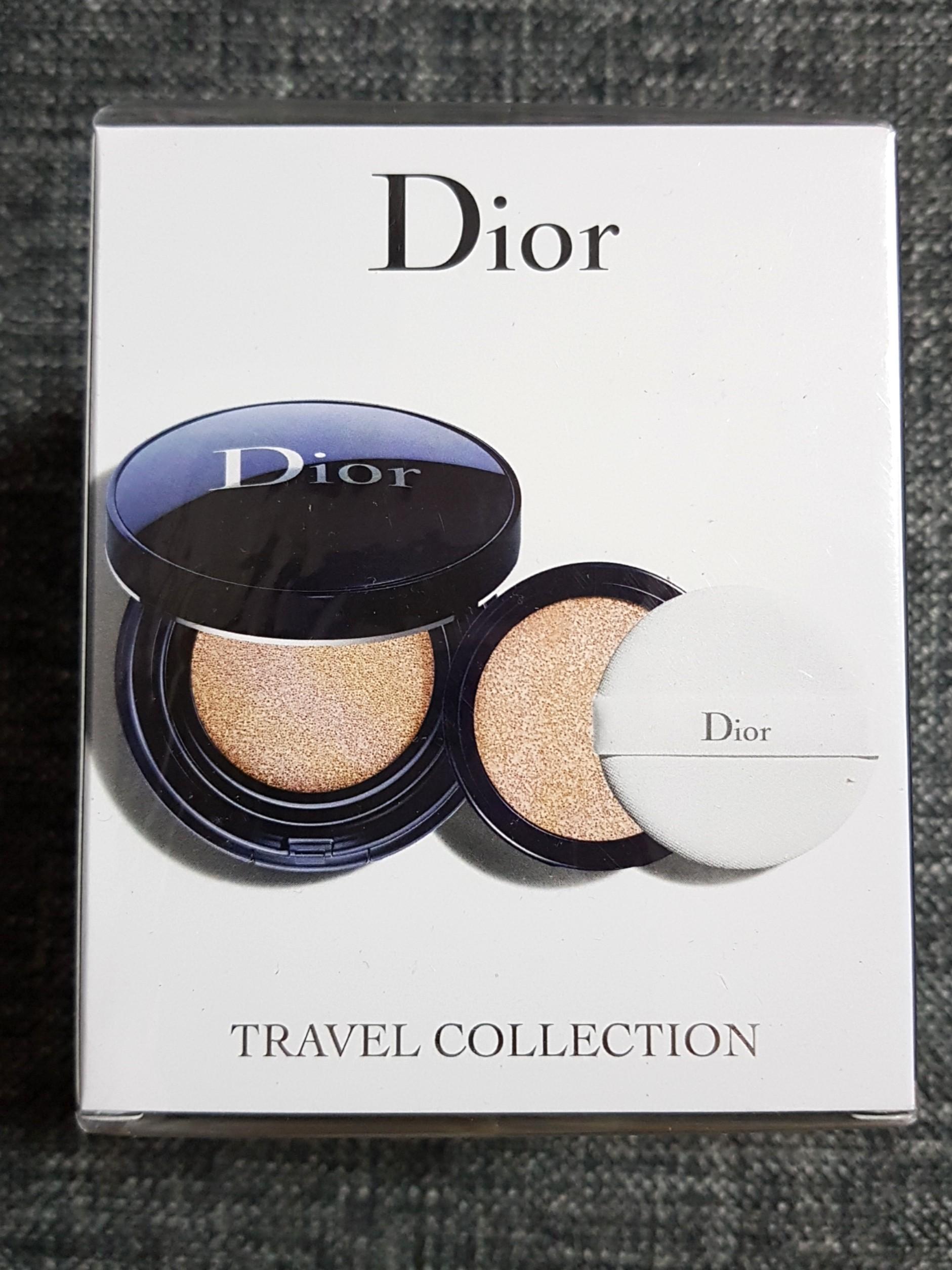 Bnib Dior Skin Forever Perfect Cushion Duo Cushion Recharge Refill