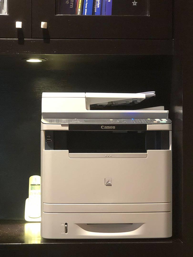 Canon ImageCLASS MF6180dw Laser Printer (duplex) and colour