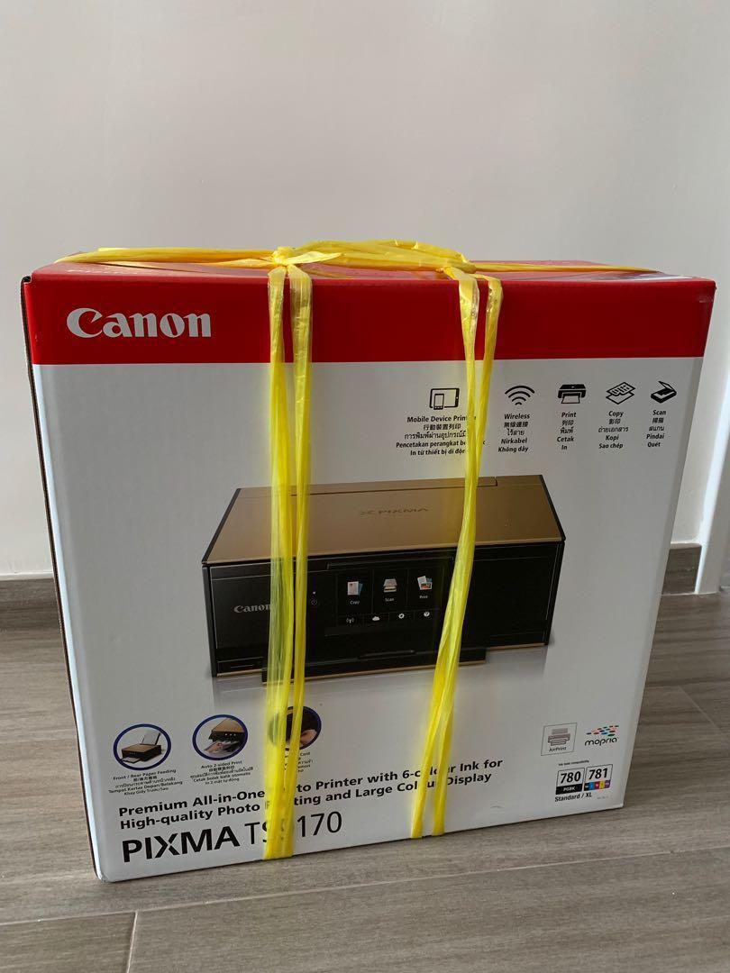 CANON PIXMA TS9170纖巧多合一打印機Printer [*全新未開封]