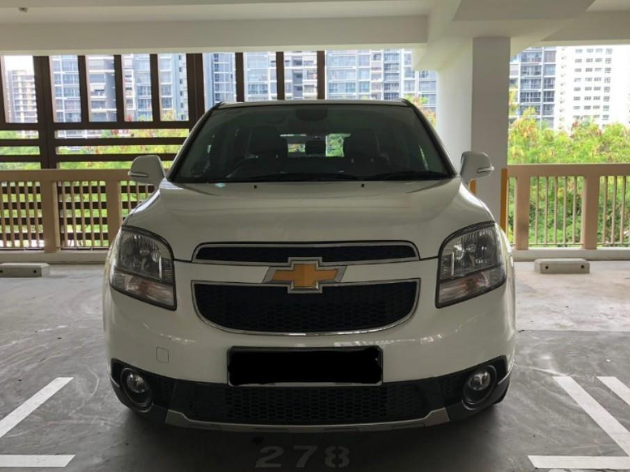 Chevrolet Orlando 1.4T