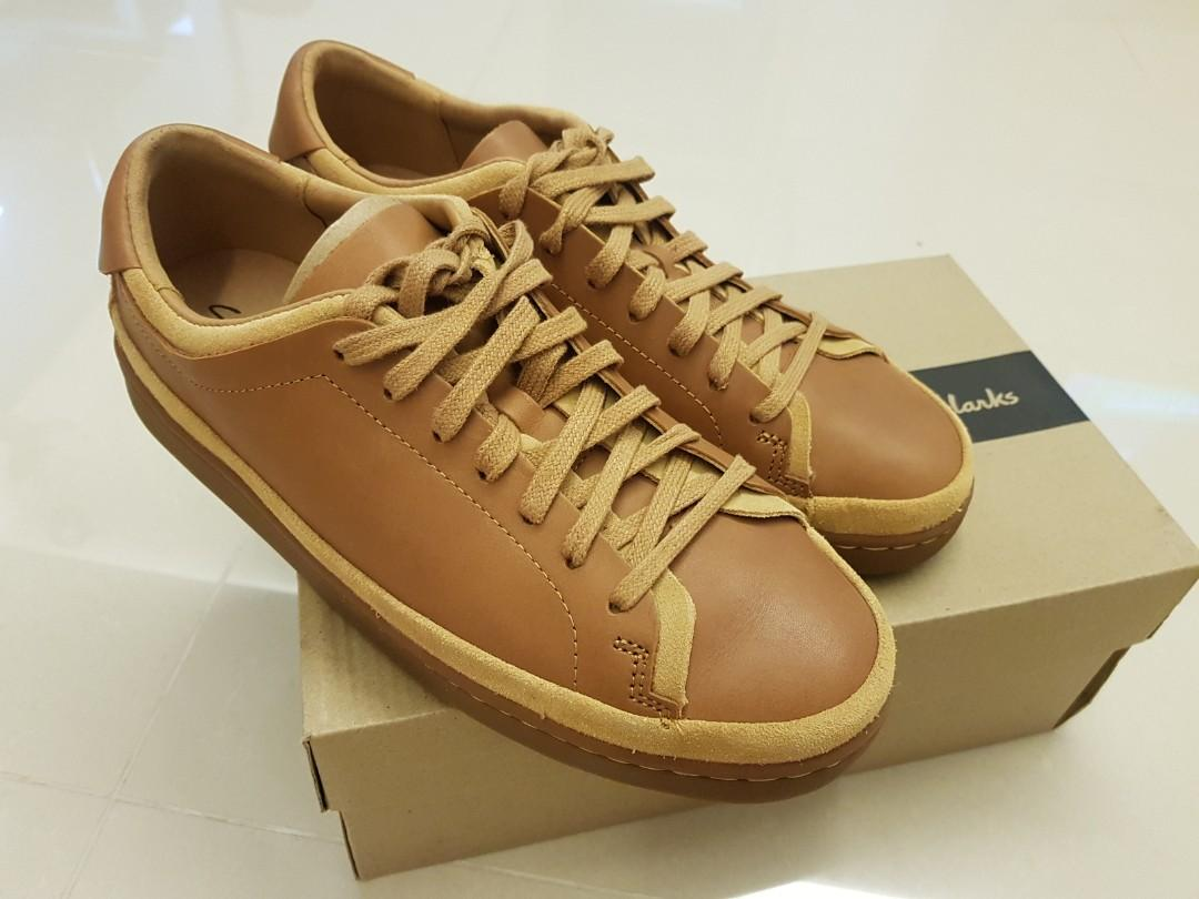 maquinilla de afeitar ozono lema  Clarks Sneaker Shoes Nathan Craft, Men's Fashion, Footwear, Sneakers on  Carousell
