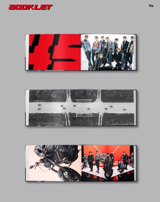 EXO DON'T MESS UP MY TEMPO VIVACE VER. LIMITED EDITION ALBUM - SEALED WITH ORIGINAL CONTENTS