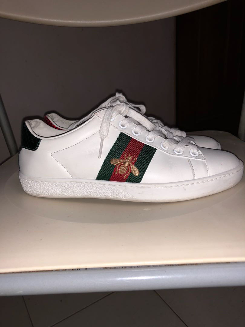 ea89c7197 Gucci ace sneaker, Women's Fashion, Shoes, Sneakers on Carousell