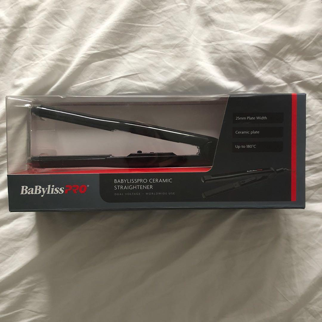 Hair straightener BRAND NEW