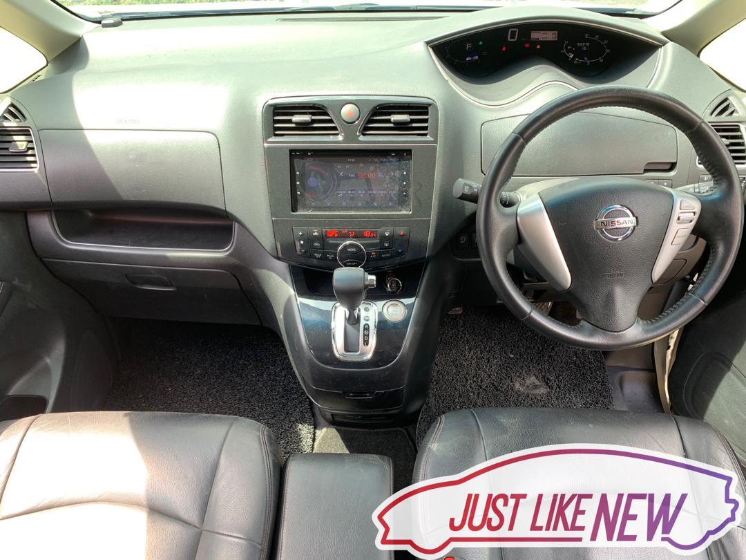 Highway Star Nissan Serena 2.0‼️takde lesen full loan ptptn problem semua boleh‼️