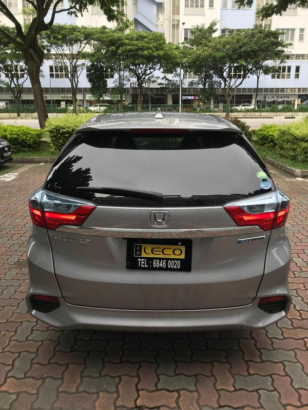 Honda Shuttle 1.5A Hybrid for leasing rental short term long term rent