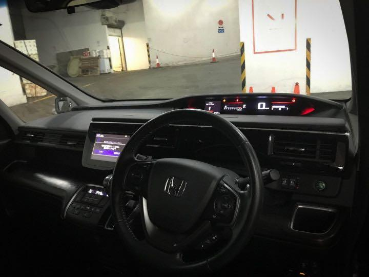 HONDA STEPWGN 1.5 TURBO 2016