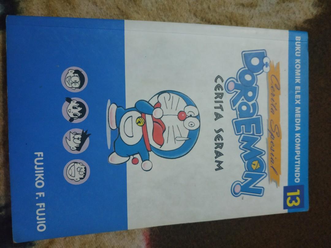 Komik Doraemon Vol. 13 Cerita Seram