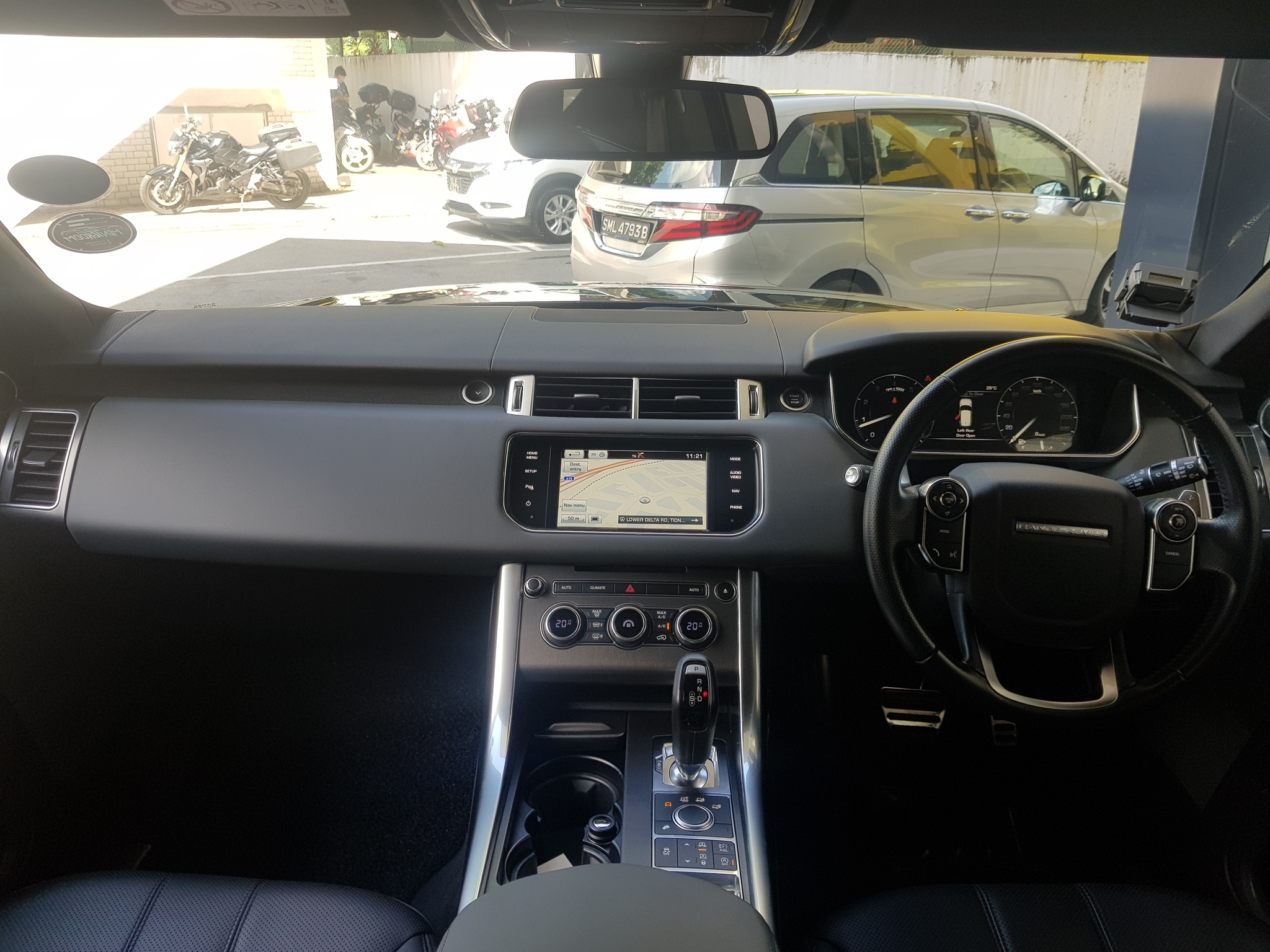 Land Rover Range Rover Sport 3.0 Auto V6 HSE Dynamic S/C 5-Seater