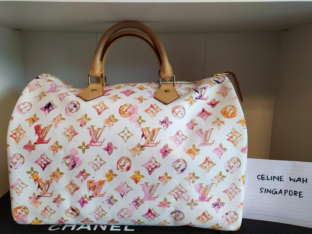 3259547c Like New Authentic Super Rare Limited Edition Louis Vuitton LV ...