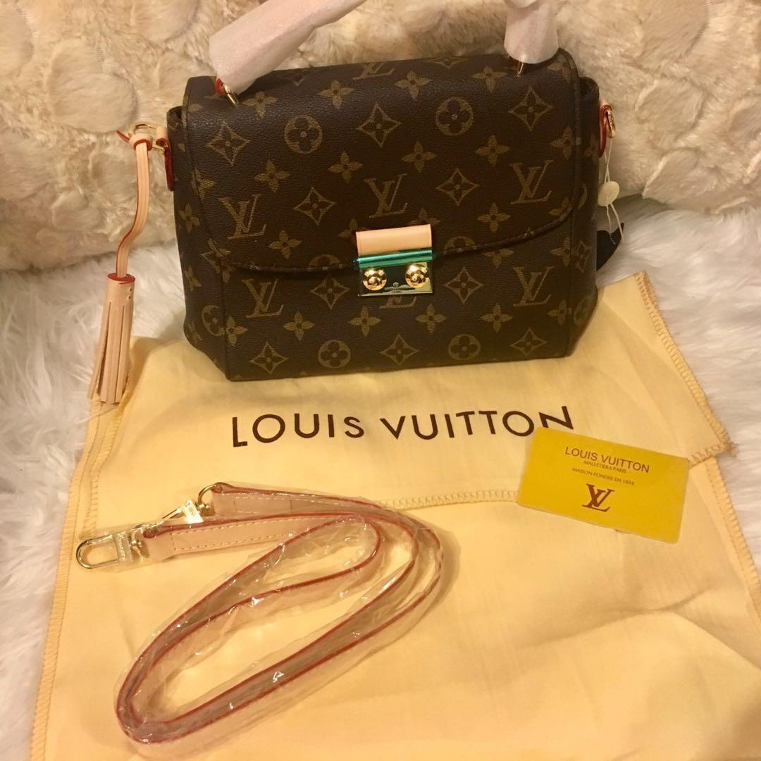 Louis Vuitton Pochette Bag