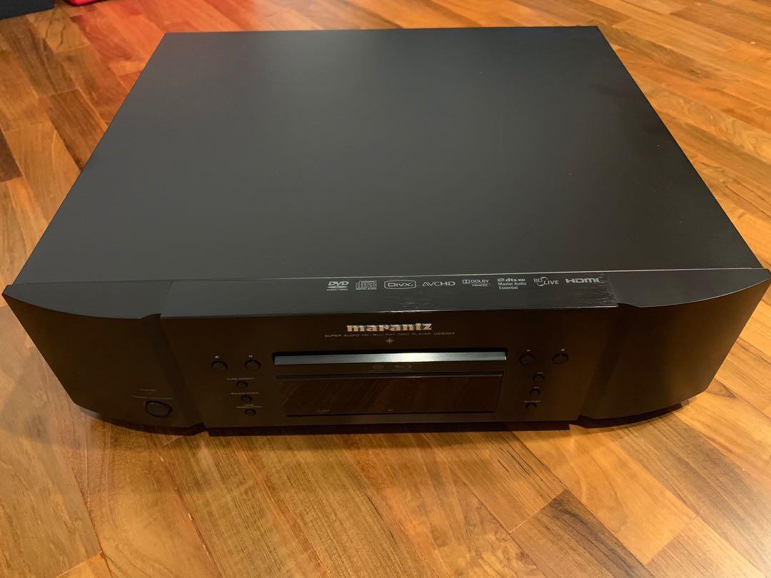 Marantz UD8004 Blu-Ray/CD/SACD player, Electronics, Audio on
