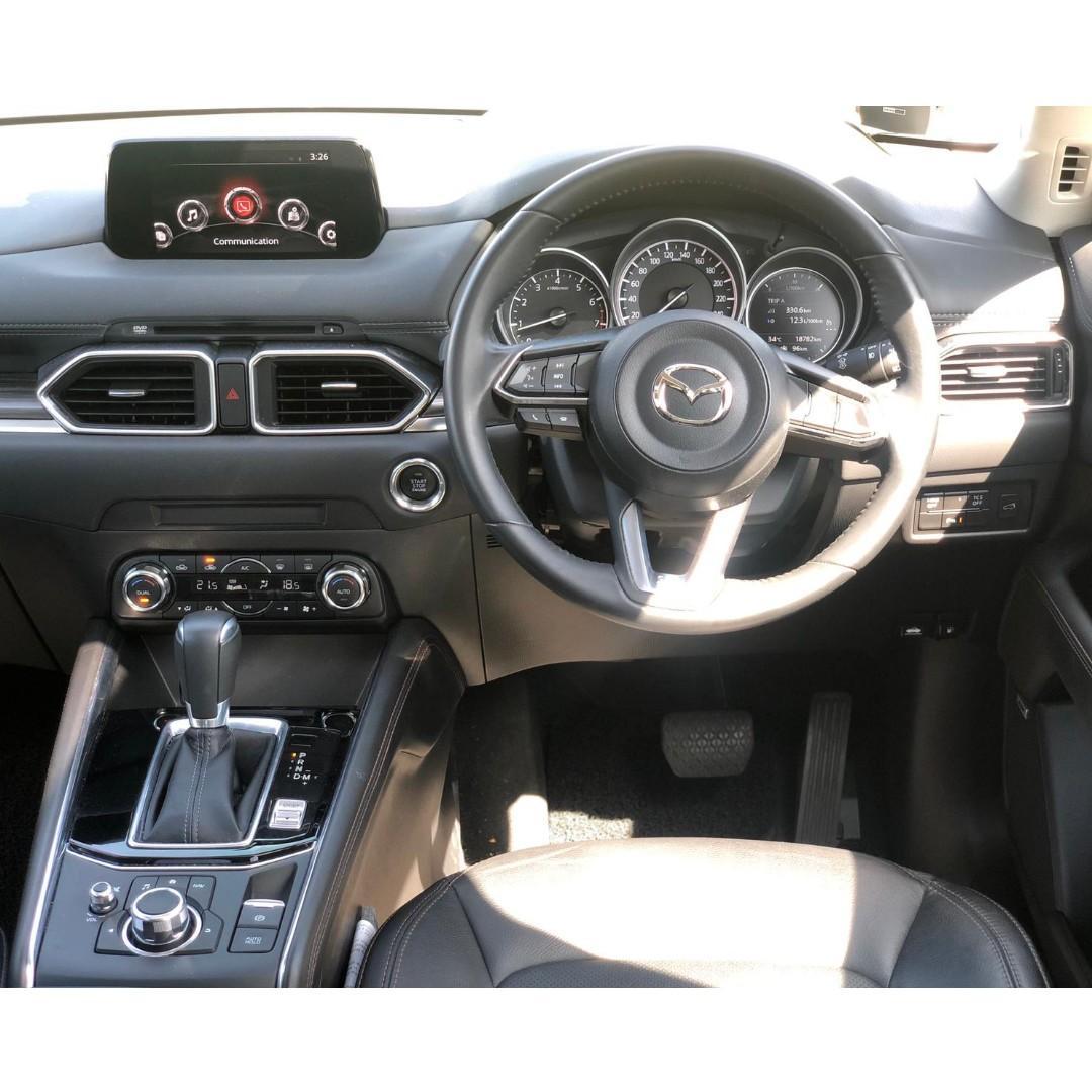 Mazda CX-5 2.5 2WD Luxury Auto