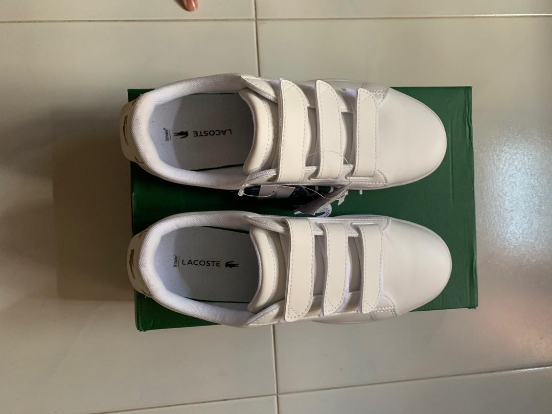 New Lacoste Carnaby Evo Strap for Women
