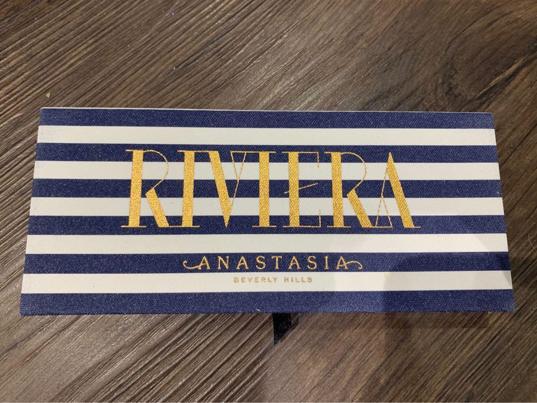*NEW* Limited Edition Anastasia Beverly Hills Riviera Eyeshadow Palette