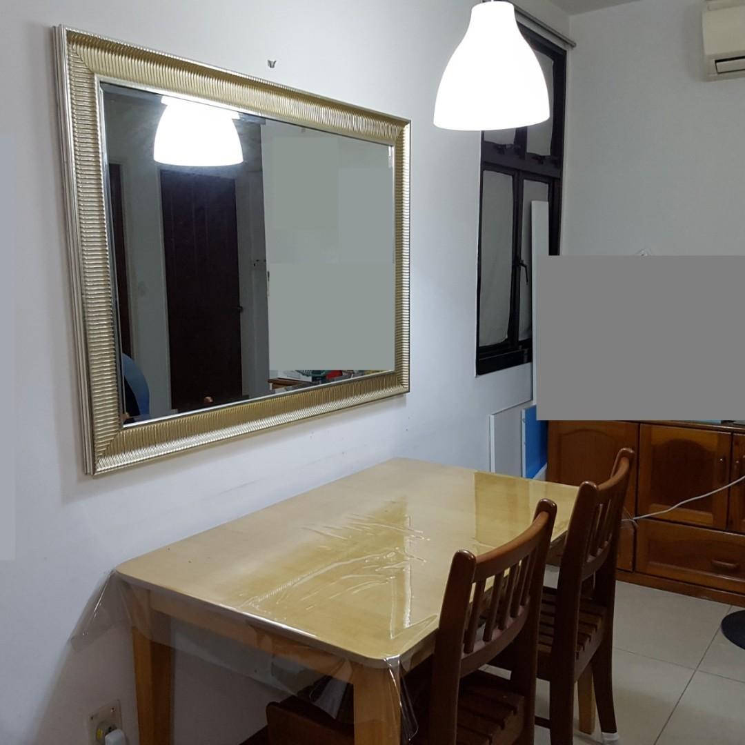 Nice and Spacious HDB 4 Room Unit