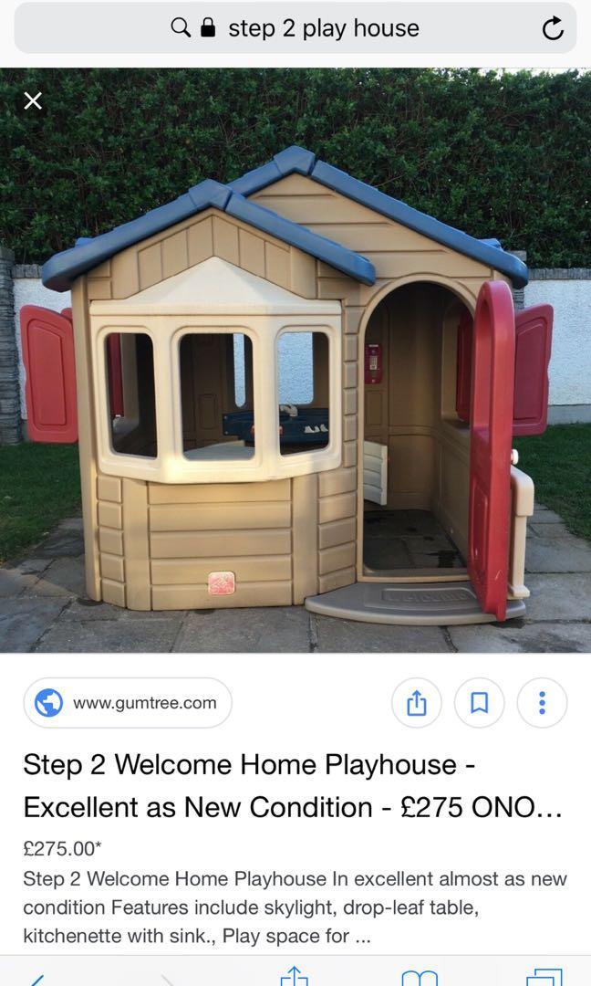 Playhouse #playhousestep2 #step2toys