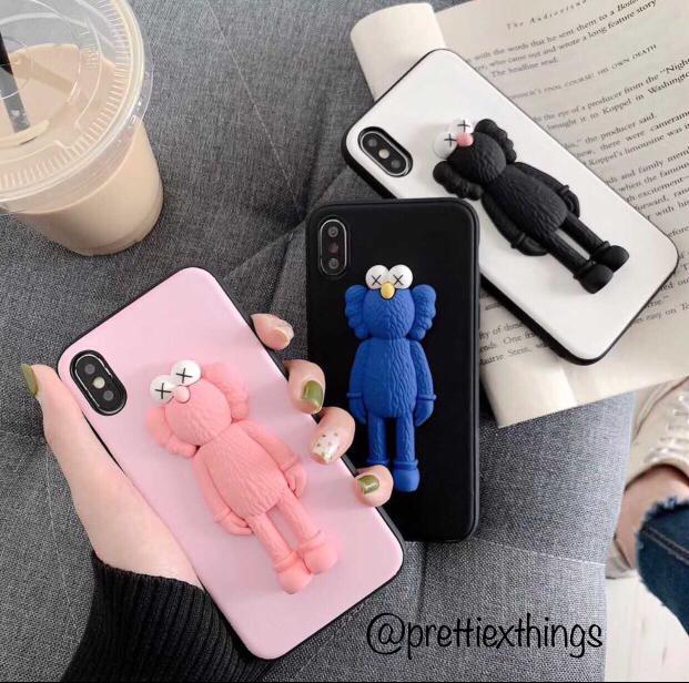 PO] 3D KAWS Phone Case, Mobile Phones & Tablets, Mobile