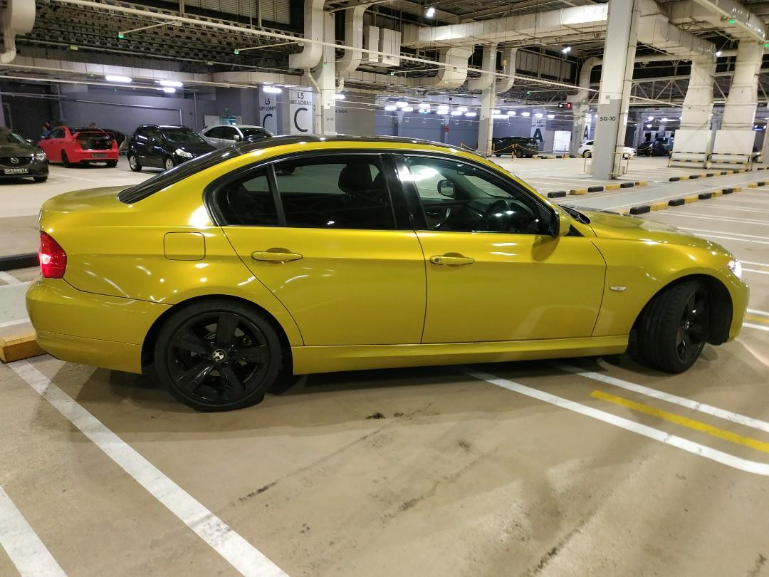 Rare BMW 3 Series