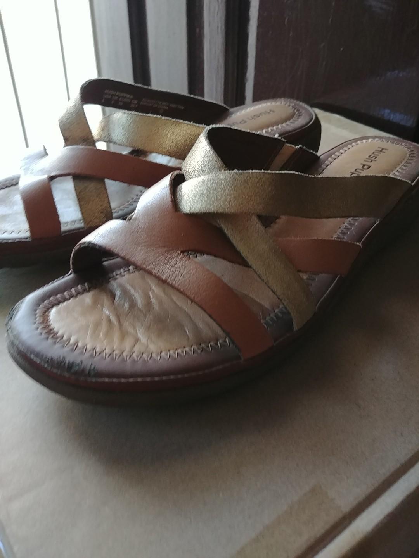 Sandal Wedges Hush Puppies ORI