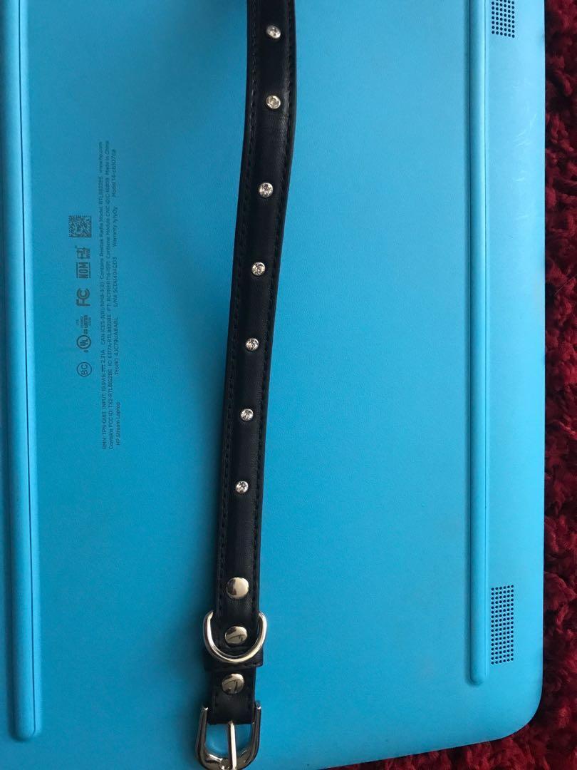 Swarovski pet collar