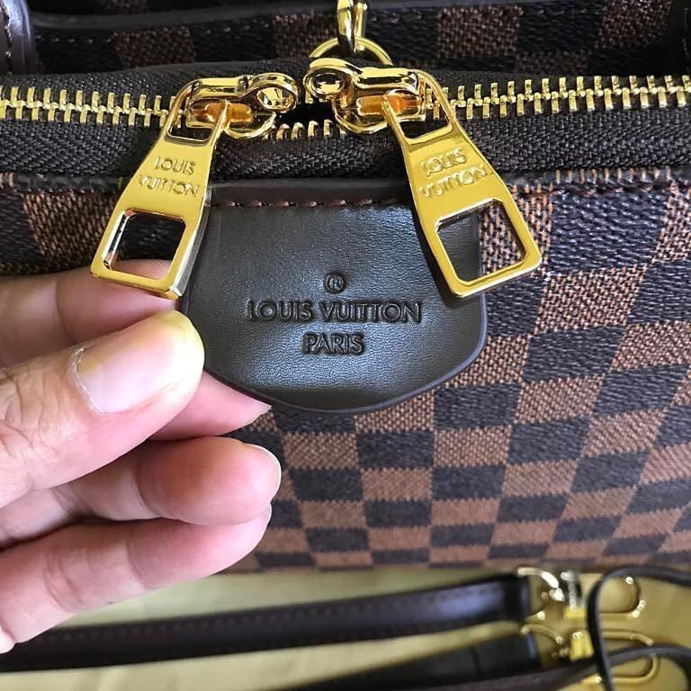 Tas Louis Vuitton Handbag Brumpton Original Leather mulus & Like New