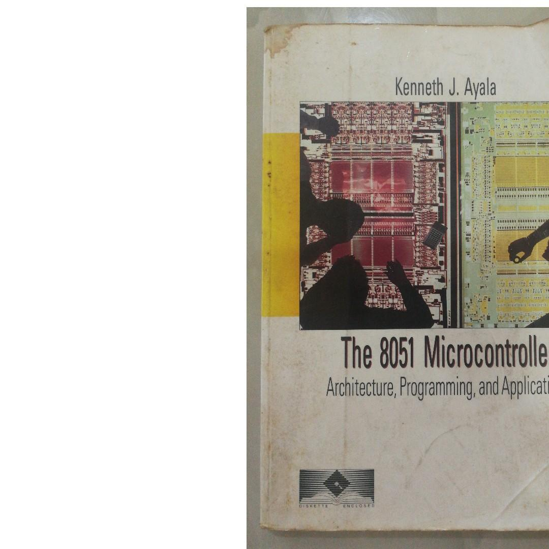 The 8051 microcontroller architecture programming and