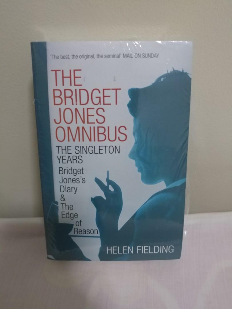The Bridget Jones Omnibus The Singleton Years Bridget Jones's Diary & The Edge of Reason by Helen Fielding