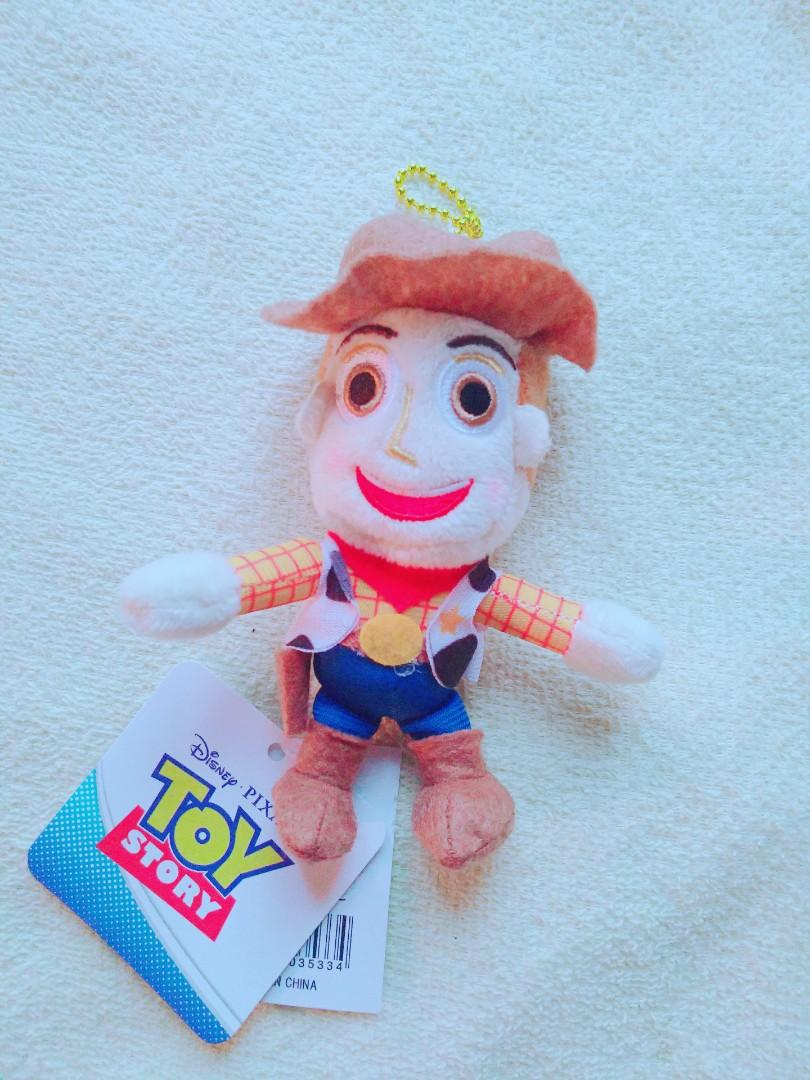 Toy Story - 胡迪(日本正版)